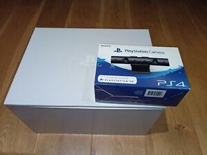 Sony Playstation VR Headset (V1) + Camera. NEW