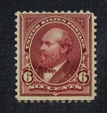 CKStamps: US Stamps Collection Scott#282A 6c Garfield Mint H OG