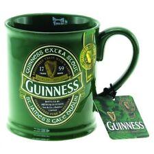 Birra Guinness Boccale Tazza Colazione Mug Ceramica Ireland Collection