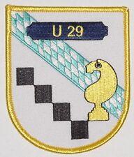 "Patch Patch insignia submarino U-Boot"" 29"" s178... a2370"