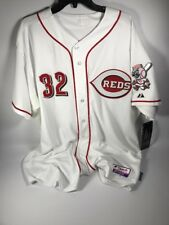 Cincinnati Reds Authentic Jay Bruce Cool Base On Field Jersey Size 52 NWT 6300