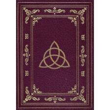 Wiccan Triquetra Charmed Book of Shadows, Journal, Diary!