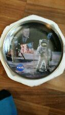 Brandford Exchange plate set The Eagle Has Landed Moon !