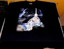 Family Guy Star Wars Mashup T-Shirt XL Extra Large Classic Movie Poster Spoof