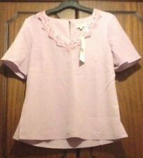 ROSE PEARL LADIES NEW TOP LILAC SIZE 10