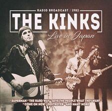 Kinks - Live In Japan - CD - 1147912 - NEW