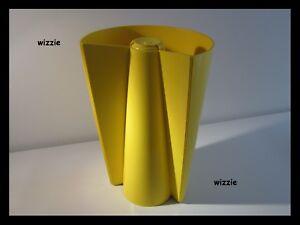 ENZO MARI / Yellow Vase Pago Pago, DANESE ( RARE )