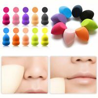 1/4/10pcs Sponge Blender Blending Powder Smooth Puff Flawless Beauty Foundation