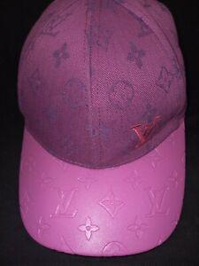 Louis Vuitton Hat - Color Purple