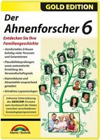 Der Ahnenforscher 6 Gold Edition - Stammbaum Software Download Version PC
