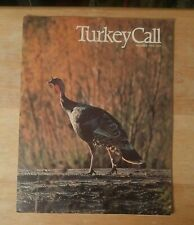 Turkey Call Magazine From 1975 No.1 Edition
