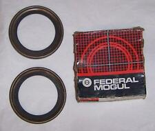 Wheel Seal Front Inner NATIONAL Federal Mogul 8705S PAIR new in Box