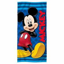 New Disney Mickey Mouse Club House Beach Towel 30 x 60 Inches