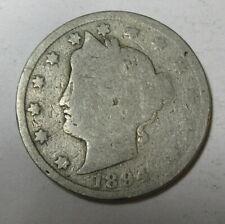 1894 Liberty Nickel (#112F)