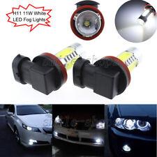 2pcs H11 CREE LED Projector Fog Light 11W For BMW E71 X6 M E70 X5 E83 F25 X3