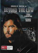 BEYOND THE LAW ( CHARLIE SHEEN ) DVD NEW AND SEALED