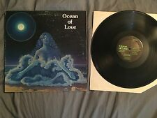 Ocean of Love LP the Reunion Band and friends 1977 Living Love Publications