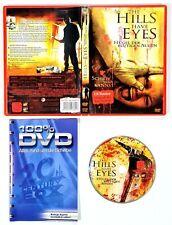DVD Craven/Aja THE HILLS HAVE EYES - HÜGEL DER BLUTIGEN AUGEN dt. uncut OVP