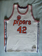 Mitchell Ness M&N Pittsburgh Pipers Connie Hawkins Authentic jersey USA 54 ABA