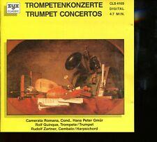 Zyx Classic - Trumpet Concertos - Telemann - MINT