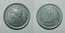 ARGENTINA : 1 PESO 1957 - aEF LUSTROUS