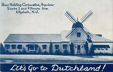"""Let's Go To Dutchland!"", Route 1 & Fillmore Ave, Elizabeth, New Jersey NJ 1938"