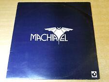 EX- !! Machiavel/Self Titled/1976 Harvest LP/Belgian Issue