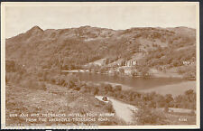 Scotland Postcard - Ben A'an and Trossachs Hotel, Loch Achray    RT1280