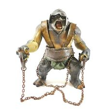 Toy Biz Lord Of The Rings Armored Troll Action Figure Lotr - See Video