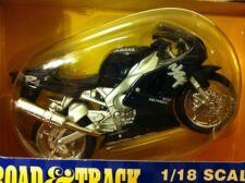 Yamaha YZF R1 OLD BLUE motorcycle 1/18 R-1 1000 Maisto