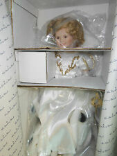 Danbury Mint Shirley Temple Doll Little Princess Mint Condition w/ Coa