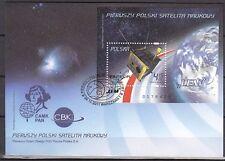 POLAND 2011 FDC SC#  - SPACE - The first Polish Scientific Satellite