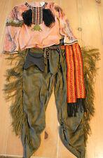 New Disney Store Lone Ranger TONTO Indian Costume Boys XS (4)