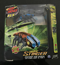 Air Hogs Havoc Stinger RC IR Helicopter Ages 8 Toy Radio Remote Control Plane