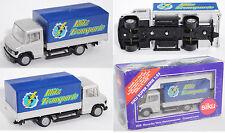 SIKU SUPER 2018 MERCEDES-BENZ VARIO 512 D camionnette éclair Transports 1:55