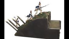 Britains 17757 American Revolution Yorktown Redoubt #10 Assault Set #1 Diorama