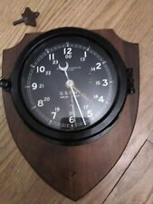 Chelsea Navy Ww11 Clock