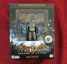 Batman Figure DC 10th Anniversary Collection Arkham Asylum Eaglemoss