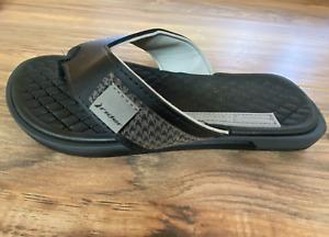 Rider Fishing Boat Beach Sandals ..Pick Size..Valencia..Black/Grey/Black