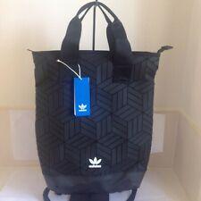 New Adidas 3D Backpack Issey Miyake style DV0202 (black)