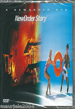 New Order. New Order Story (2005) DVD NUOVO Confusion. Blue Monday. Temptation