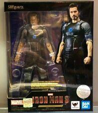 S.H.Figuarts Marvel Legends Tony Stark Avengers Ironman Bandai SHF In Stock