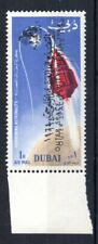 1964 Dubai Sg127 Honouring Astronauts double o/print error u/mint