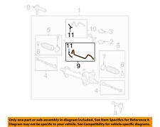 GM OEM Steering Gear-Pipe Kit 19167837