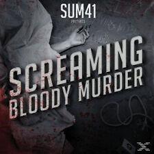 ✅ Sum 41-Screaming Bloody Murder [CD + DVD]