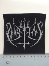 Atritas - Logo Aufnäher / Patch (Varg,Totenburg, Black Metal Sammlung)