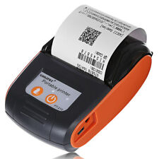 Mini 58mm Handheld Wireless Bluetooth Pocket Mobile POS Thermal Receipt Printer