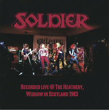 Soldier-Live at the heathery 1983 CD 2014 NWOBHM