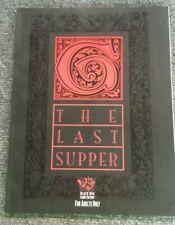 Vampire The Masquerade RPG: Giovanni Chronicles 1: The Last Supper (WW2090)