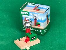 BRIO MAGNETIC BELL for THOMAS & Friends Wooden Railway TRAIN ENGINE TOY SETS